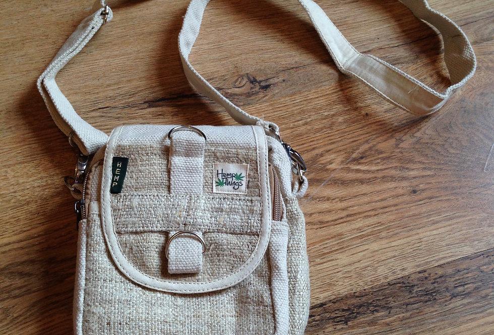Small Hemp Strap Bag