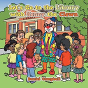 Let's go to the Library with Kenny the Clown