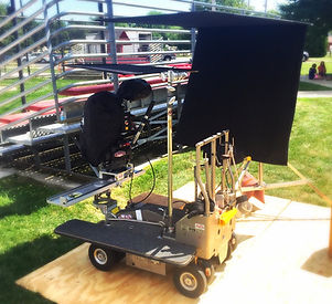 Fisher 11 Camera Dolly