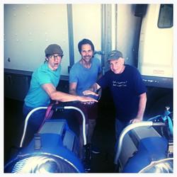 Robb, Brad, Mark