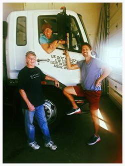 Mark, Robb, Bradd
