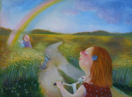 Towards The Rainbow (version 2)