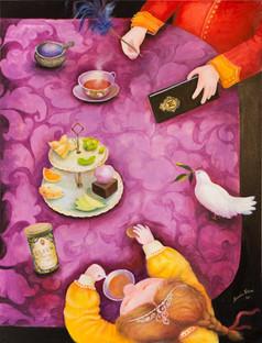 Queen Mary Tea 2