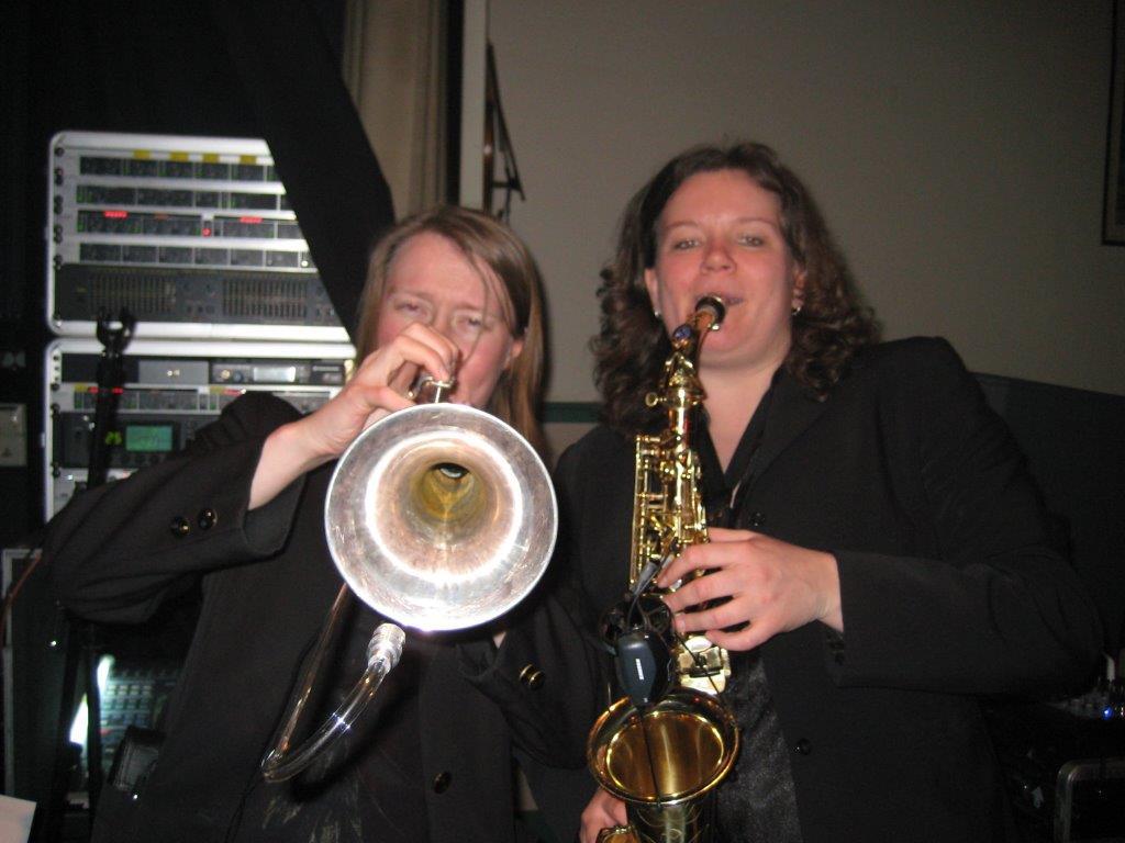 Ellister en Anja