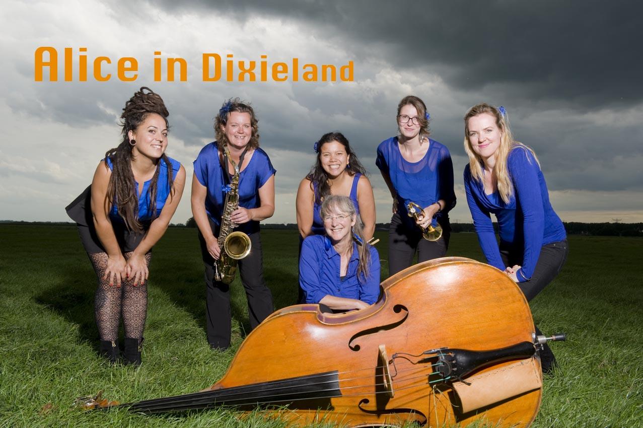 Alice in Dixieland 2015