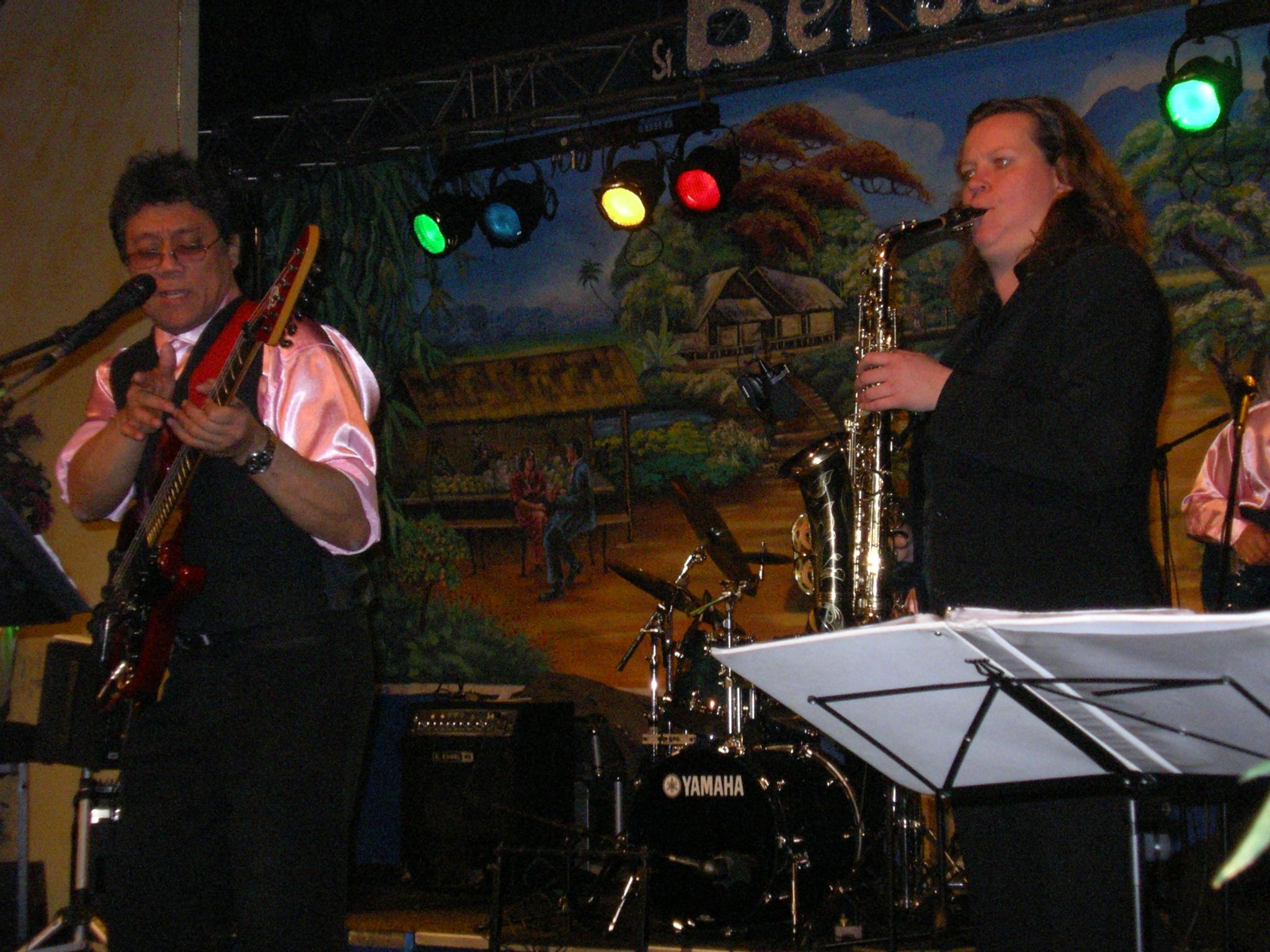 Anja en Gerry, Marabunta