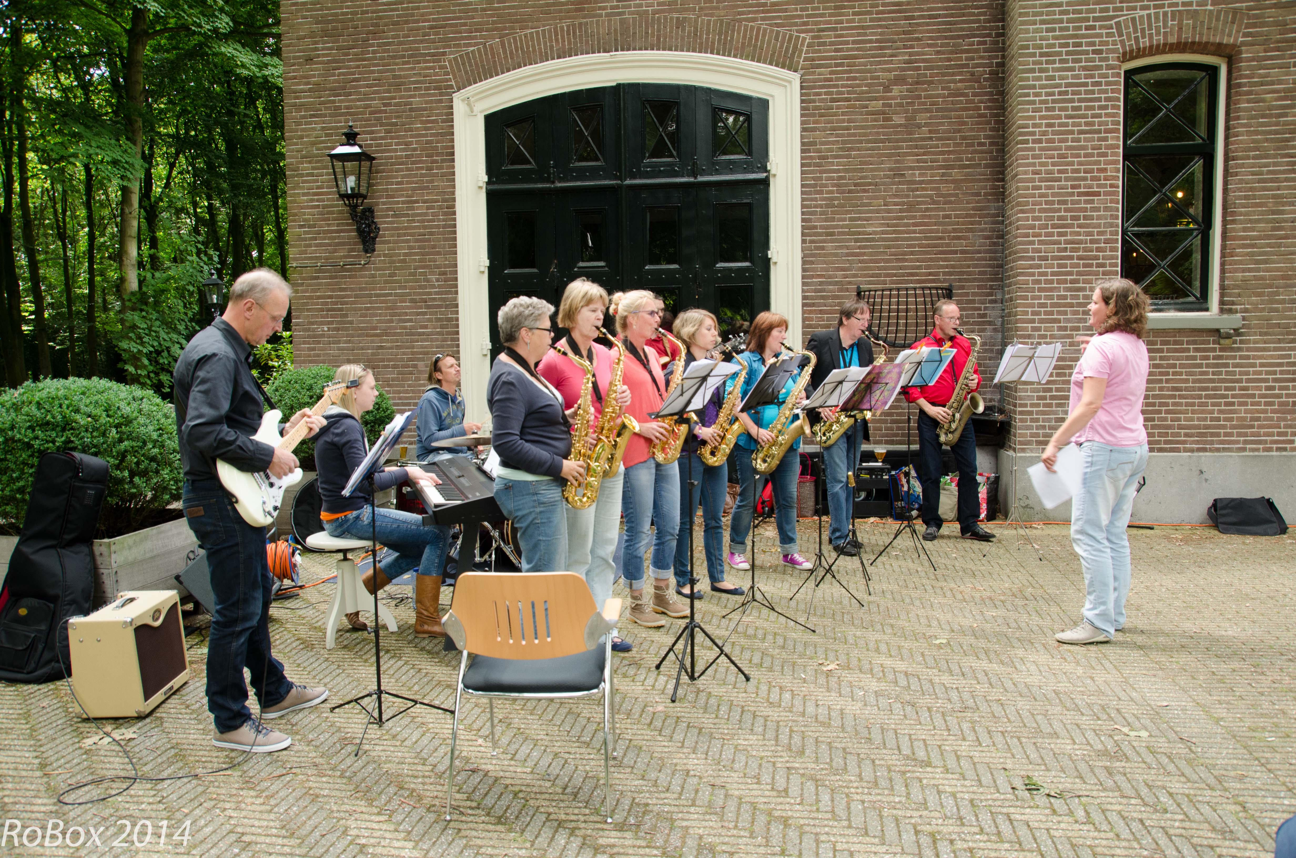 Kasteel Oud Poelgeest 2014