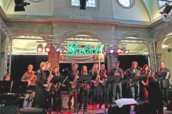 XL Funky Saxband, De Waag, Leiden