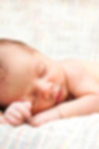 newborn baby slep