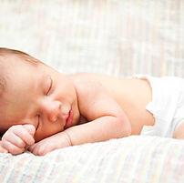 아기 잠자는