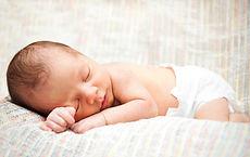 Soigner un nourrisson par l'ostéopathie