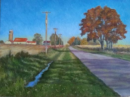 Fall Farm Road