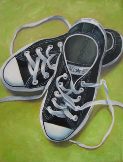 Converse Gym Shoes (Chucks)