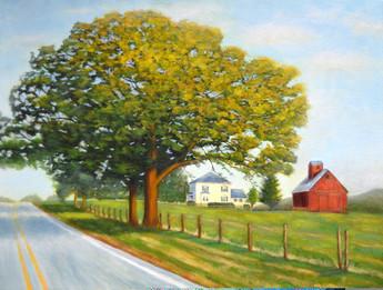 Early Fall Farm
