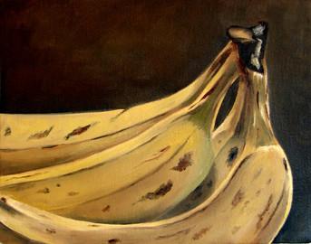 Four Bananas