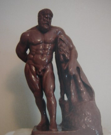 Hercules after  Lysippos