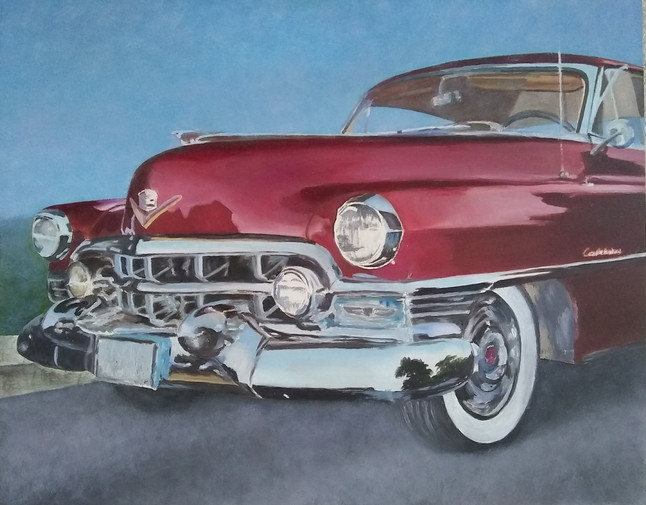 52 Cadillac