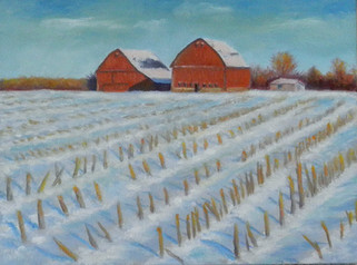 Winter After the Harvest