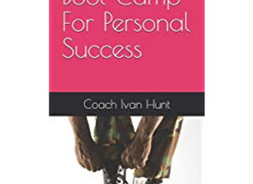 Boot Camp for Personal Success: Coaching, Book, Shirt
