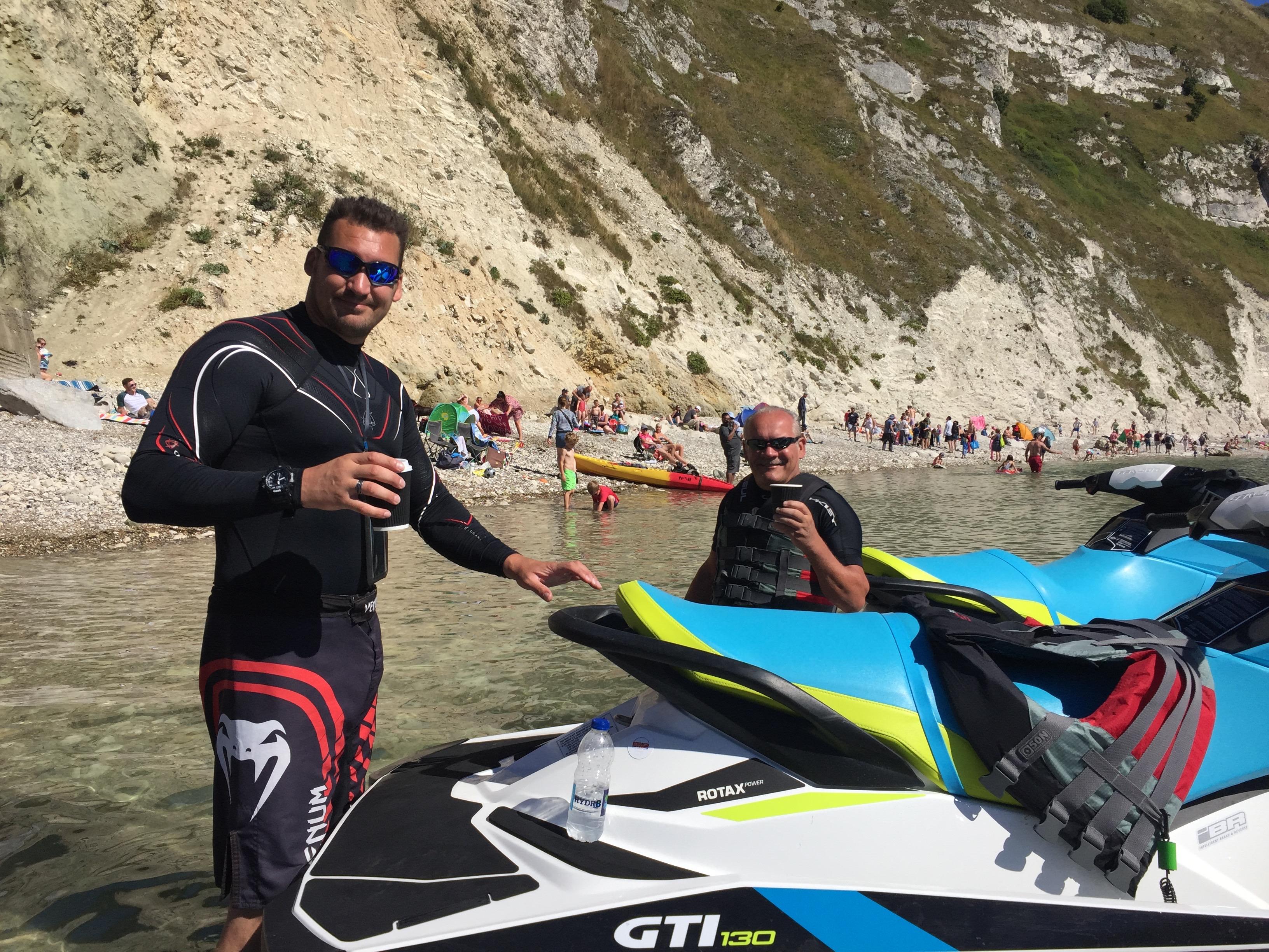 Jurassic Jet Ski Safari Tours Weymouth Dorset