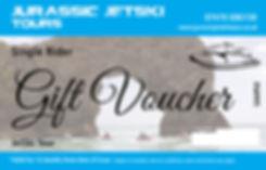 Jurassic Jet Ski Safari  Tours Vouchers