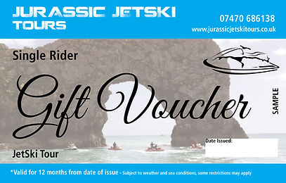 Jurassic Jet Ski Safari  Tours Vouchers