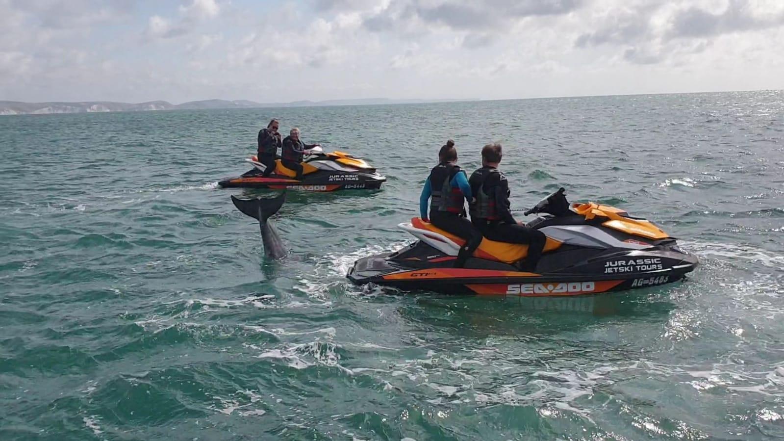 Jet Ski Dorset Jurassic Jet Ski Tour