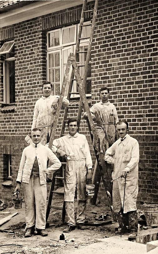 Malerhandwerk seit dem Jahr 1877