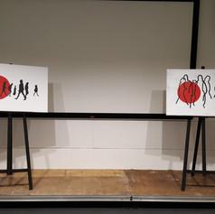 Expositions et performances artistiques