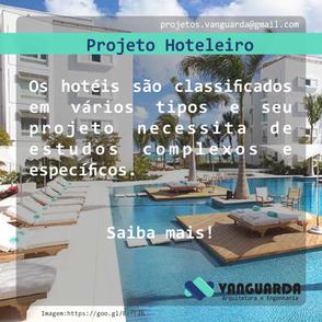 Projeto Hoteleiro