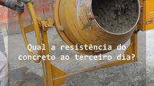 Evolução da resistência do concreto