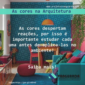 As cores na Arquitetura