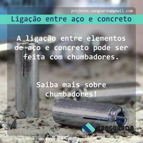 Ligação entre aço e concreto