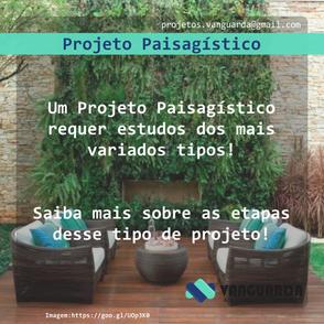 Projeto Paisagístico