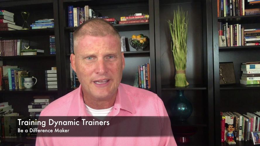 Training Dynamic Trainers