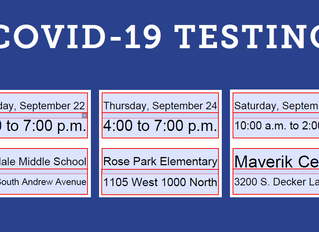 Free/Gratis COVID-19 Testing