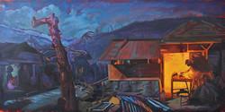 benjamin gaboury peintre painter