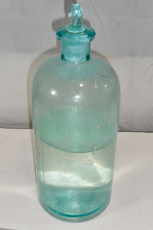 "Medicine Bottle "" The Grasselli Chemical Co"""