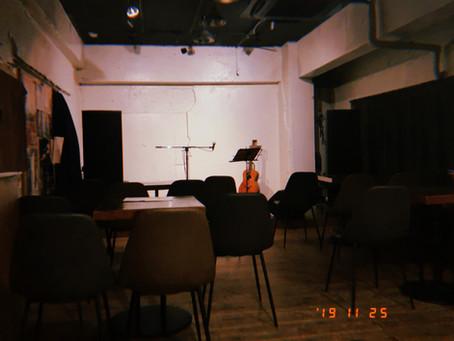11/25〜11/29 断捨離つあー2019