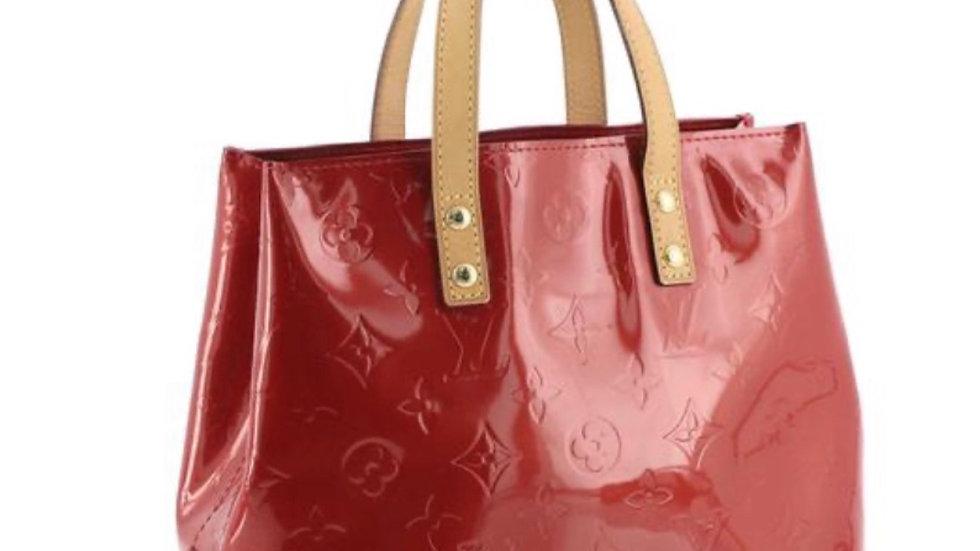 Louis Vuitton Reade PM Red Tote/Handbag Bag