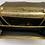 Thumbnail: Giuseppe Zanotti Lory Metallic Gold Clutch