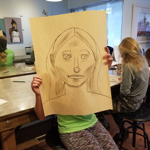 TUE Drawing & Painting Studio