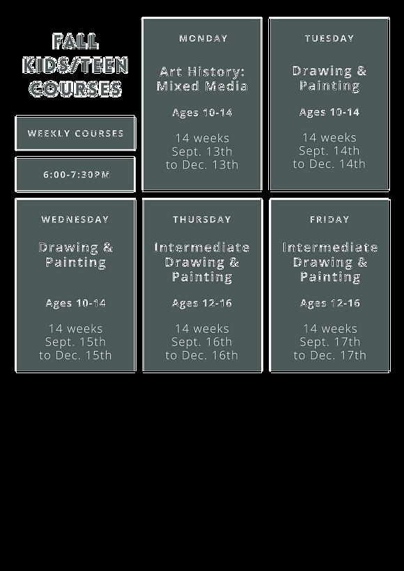 Blue Wave Pattern Weekly Schedule Planne