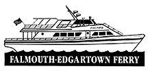 Falmouth-Edgartown Ferry Logo