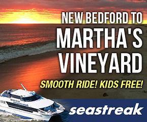 Seastreak Ferry from New Bedford, MA