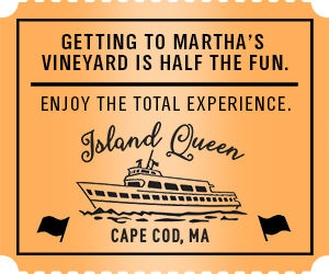 Island Queen to Martha's Vineyard