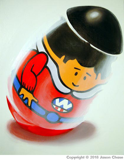 Super Weeble, 2004
