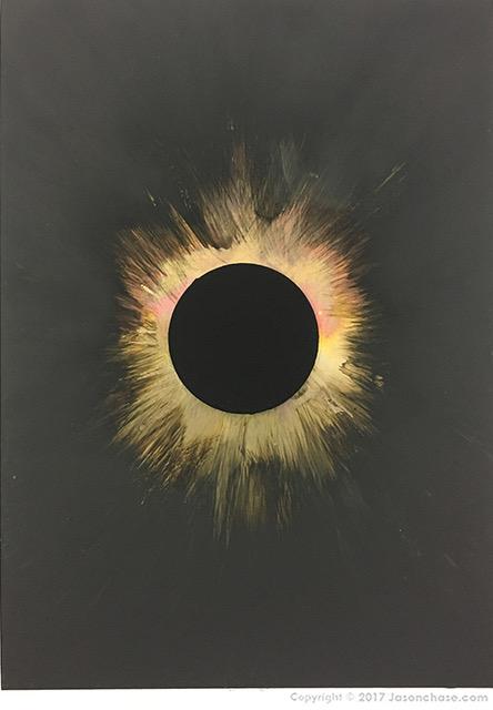 """""""Eclipse"""" Jason Chase, (c) 2017"""