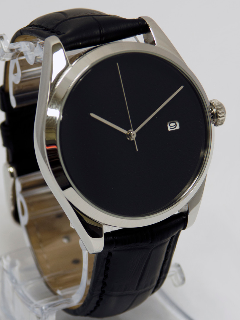 Event Horizon Watch in Singularity Black By Jason Chase