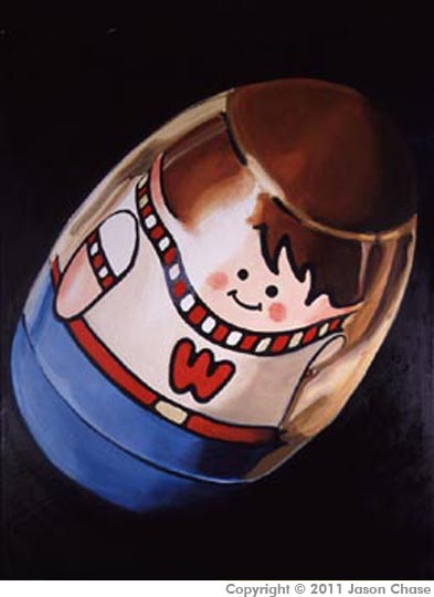 Weeble Boy, 2001